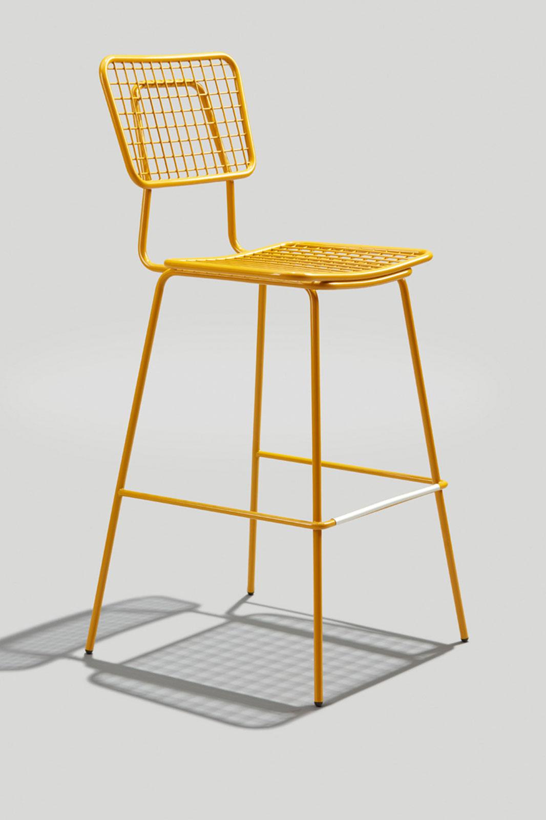 Opla Outdoor Barstool
